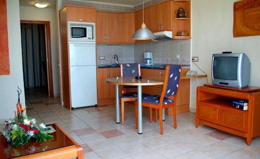 Apartamentos Rocamar Garden Beach