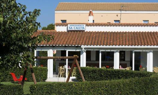 Apartamentos Sa Caleta Playa