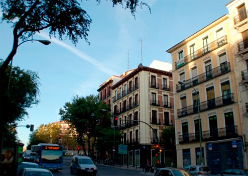 Apartamentos San Bernardo 3000