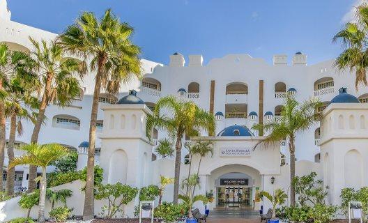 Apartamentos Santa Barbara Golf And Ocean Club