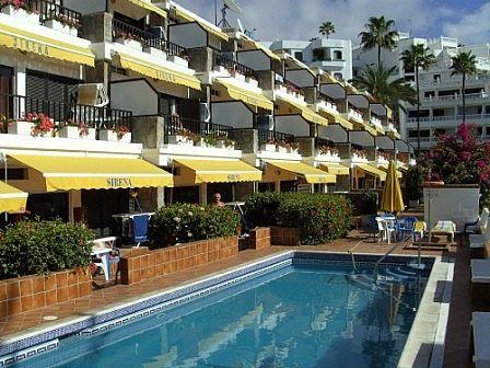 Apartamentos Sirena