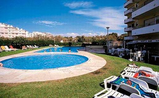 Apartamentos Solmonte