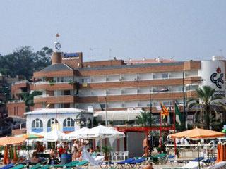 Apartamentos Terrazas Al Mar Lloret De Mar Girona