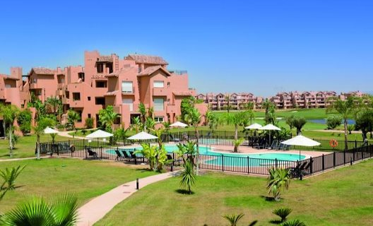 Apartamentos The Residences Mar Menor Golf & Resort