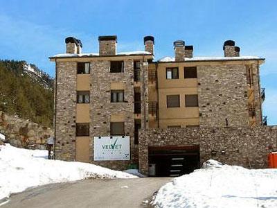 Apartamentos Velvet