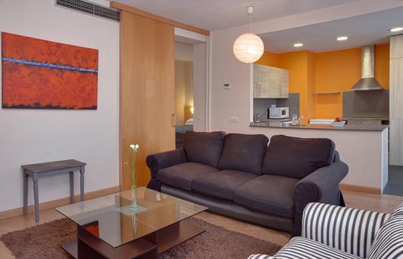 Apartamentos Villarroel