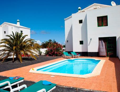 Apartamentos villas lanzarote paradise playa de la cruz lanzarote - Apartamentos paradise island lanzarote ...