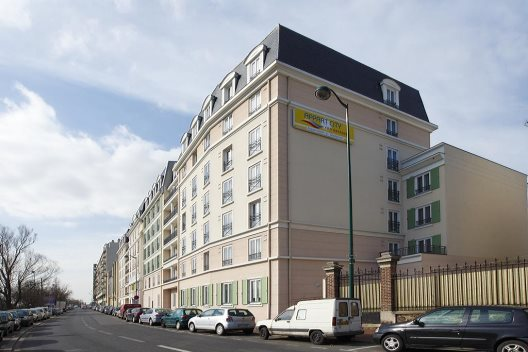 Aparthotel appart city saint maurice saint maurice paris for Appart hotel ivry