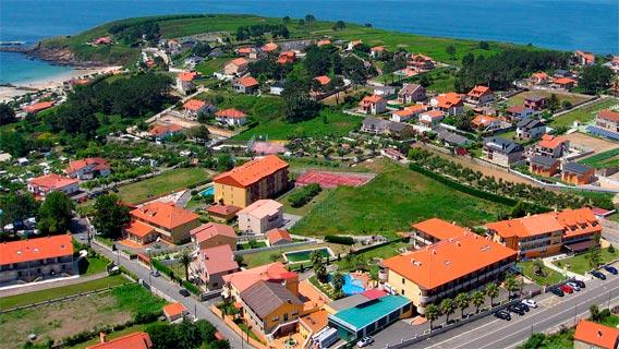 Aparthotel Atlántico Resort Sanxenxo