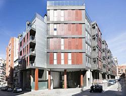 Aparthotel Barcelona Montjuic
