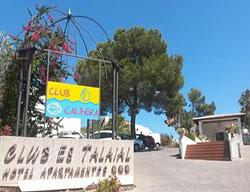 Aparthotel Calimera Club Es Talaial