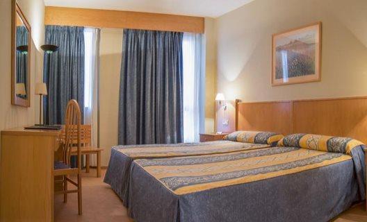 Aparthotel castelao vilagarcia de arousa pontevedra for Appart hotel 93