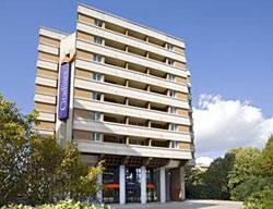 Aparthotel Citadines Bordeaux Meriadeck