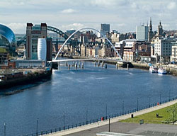Aparthotel City Newcastle Quayside