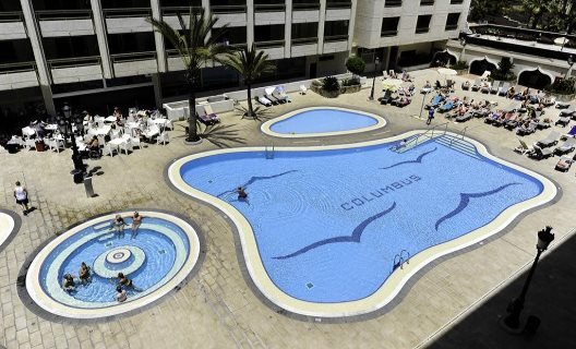 Aparthotel columbus playa de las am ricas tenerife for Appart hotel 93