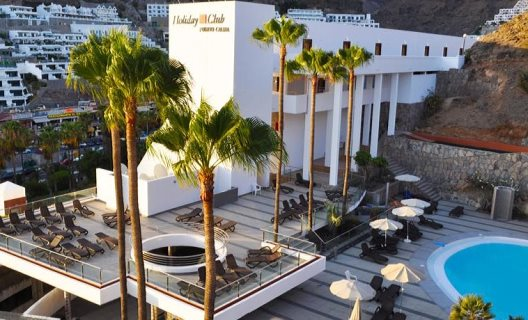 Aparthotel Holiday Club Puerto Calma