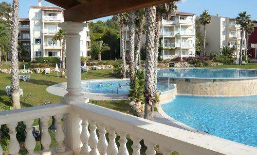 Aparthotel Jardin De Menorca