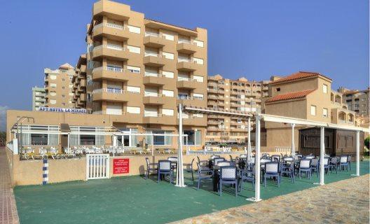 Aparthotel La Mirage