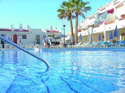 Aparthotel Las Suites En Beverly Hills Tenerife