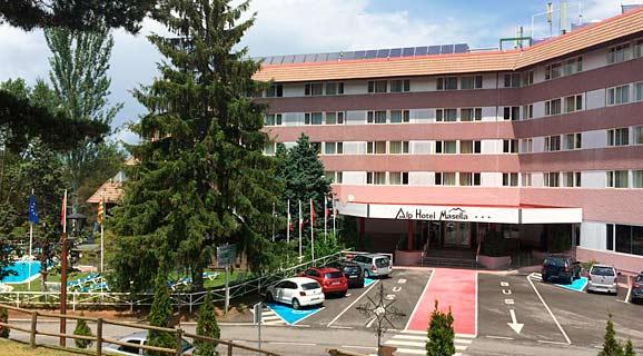 Aparthotel Masella Alp