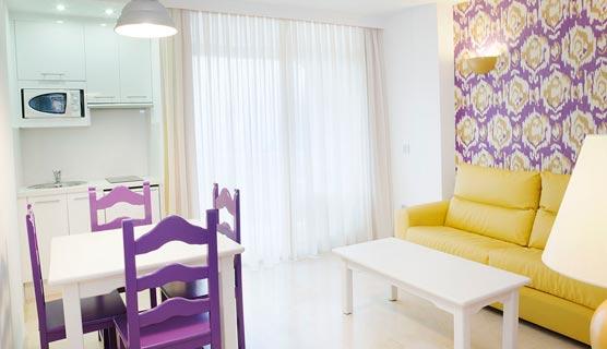 Aparthotel Ms Aguamarina Suites