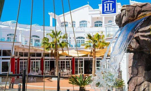 Aparthotel paradise island playa blanca lanzarote - Apartamentos paradise island lanzarote ...