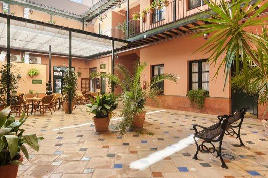 Aparthotel Patio De La Cartuja