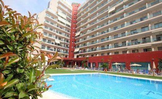 Aparthotel Pierre Vacances Benalmádena Príncipe