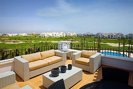 Aparthotel Polaris World La Torre Golf