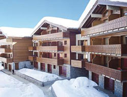 Aparthotel Residence Les Chalets Edelweiss