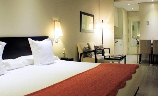 Aparthotel Sercotel Suites Viena