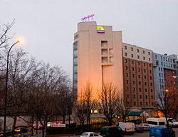 Aparthotel Suite-home Paris Porte De Pantin