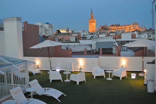 Aparthotel Suites Sevilla Plaza