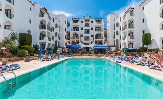 Aparthotel Surfing Playa