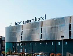 Aparthotel Teneo Bordeaux Begles