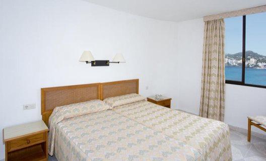 Aparthotel trh jard n del mar santa ponsa mallorca for Aparthotel trh jardin del mar