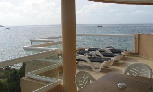 aparthotel tropic garden santa eulalia ibiza With katzennetz balkon mit aparthotel tropic garden ibiza santa eulalia