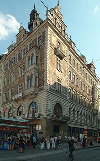 Aparthotel Wenceslas Squarea
