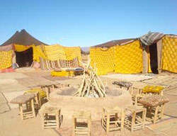 Bivouac Dunes De Chegaga