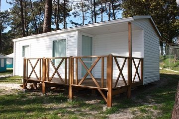 Bungalows Camping Orbitur Sagres
