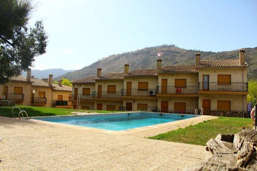 Casas Rurales Residencial Los Robles Arroyo Frio