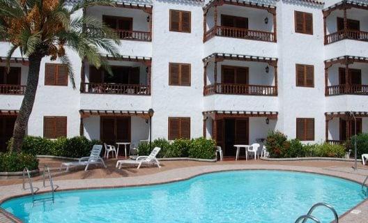 Apartamentos Las Orquídeas Playa Del Inglés Gran Canaria