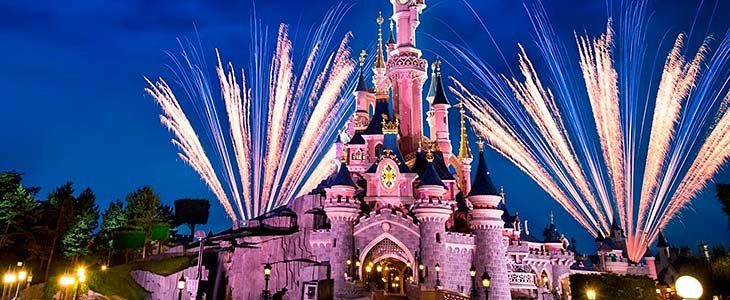 Entradas Disneyland París