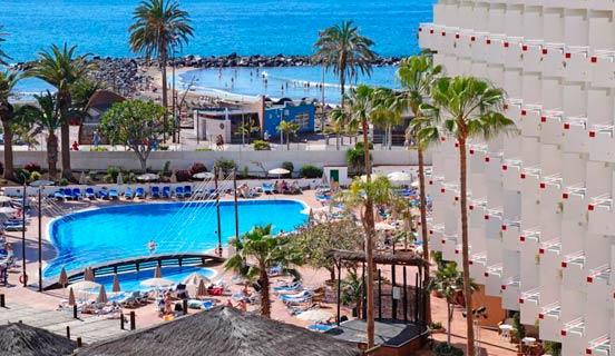 Hotel Alexandre Troya Costa Adeje Tenerife