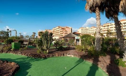 Hotel Elba Sara Beach Golf Resort Fuerteventura - Caleta ...