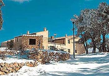 Hotel Pou De La Neu Jijona Alicante