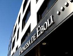 Ofertas Hotel Princesa de Éboli + Bilhetes de 2 dias para a Warner Madrid