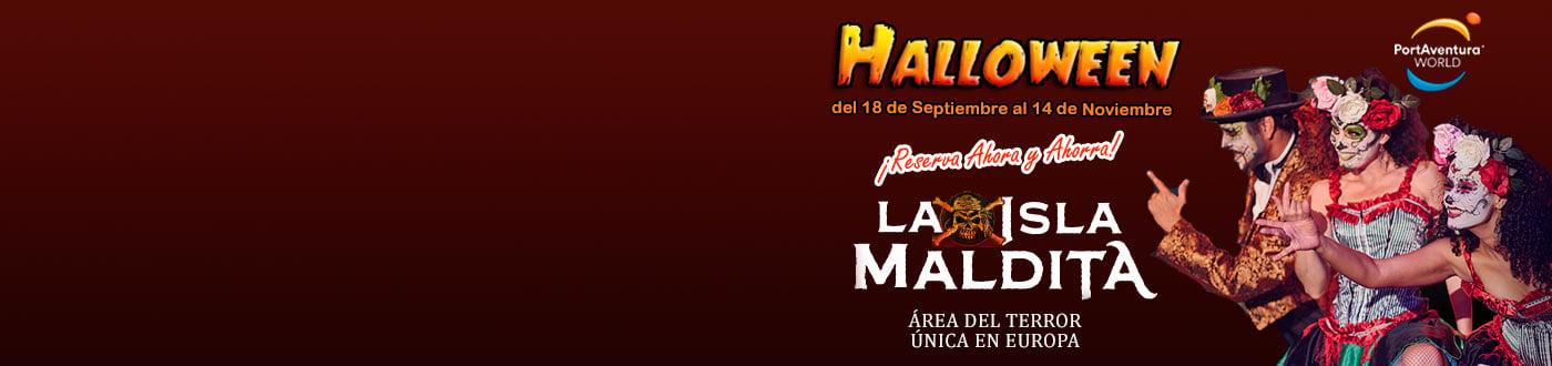Halloween PortAventura Ofertas 2021. hoteles + PortAventura