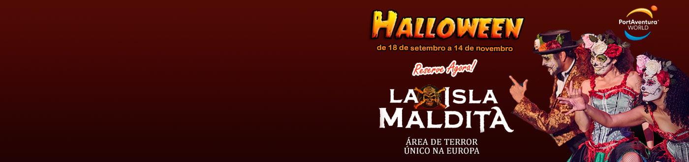 Halloween PortAventura Ofertas 2021. hoteis + PortAventura
