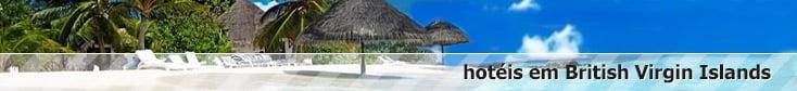 reserva de hotéis em ilhas virgens britânicas